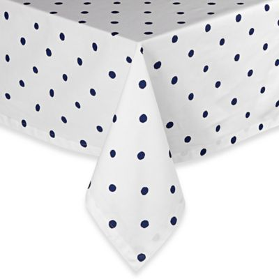 kate spade new york Charlotte Street 70-Inch Round Tablecloth