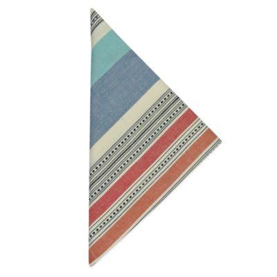 Mediterranean Stripe Napkin