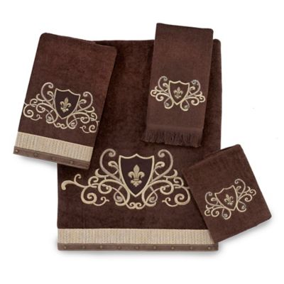 Avanti Yorkshire Fingertip Towel in Mocha