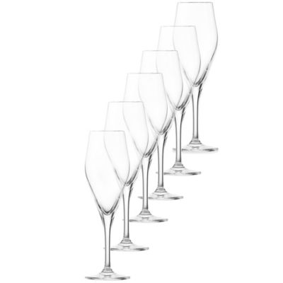 Crystal Champagne Glasses & Flutes