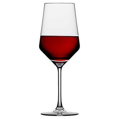 Schott Zwiesel Tritan Pure Cabernet Glasses (Set of 6) - BedBathandBeyond.com