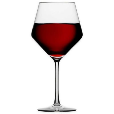 Schott Zwiesel Tritan Pure Burgundy Glasses (Set of 6)