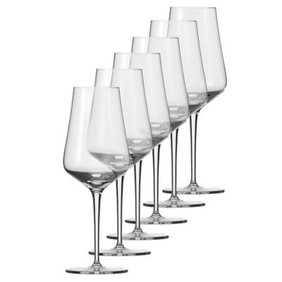 Schott Zwiesel Tritan Fine Light White Wine Glasses (Set of 6)