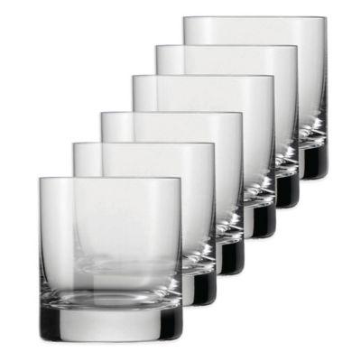 Schott Zwiesel Tritan Paris On The Rocks Glasses (Set of 6)