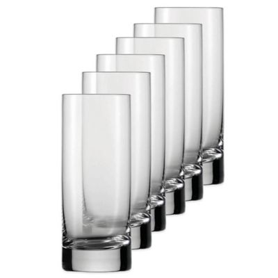 Schott Zwiesel Tritan Paris Collins Glasses (Set of 6)