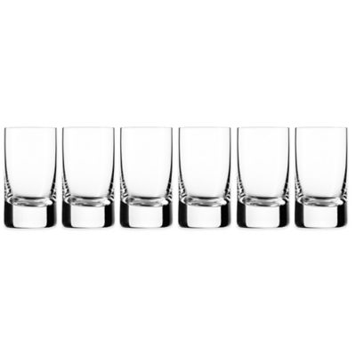 Schott Zwiesel Tritan Paris Shot Glasses (Set of 6)