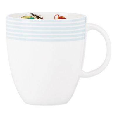 Lenox® Chirp Stripe Tea/Coffee Cup