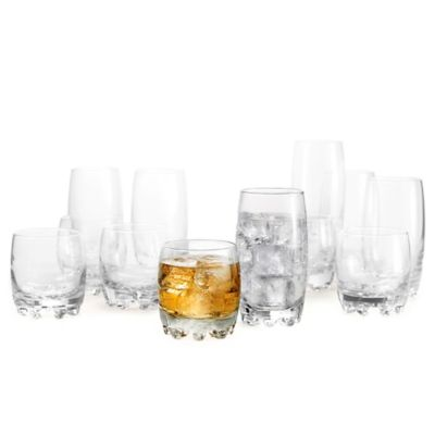 Dailyware™ Galassia 16-Piece Glassware Set