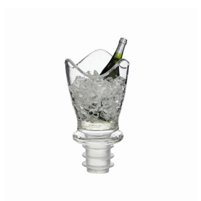 Prodyne Acrylic Salsa Wine Bottle Stopper