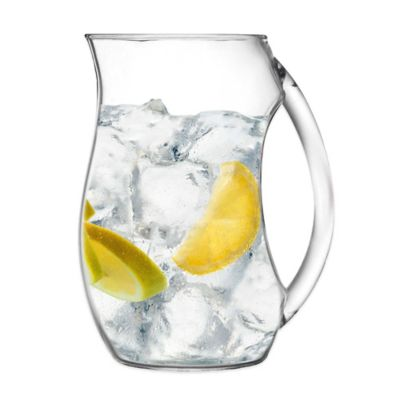 Dishwasher Safe Acrylic Pitcher
