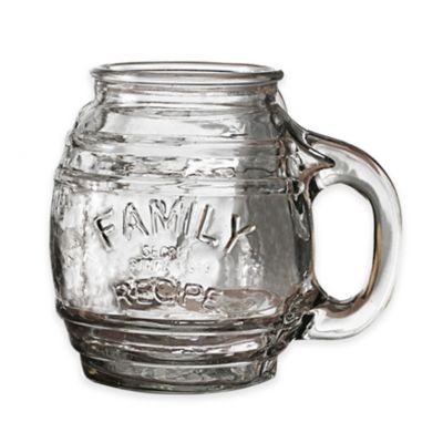 Yorkshire Glass Barrel Mugs Dining