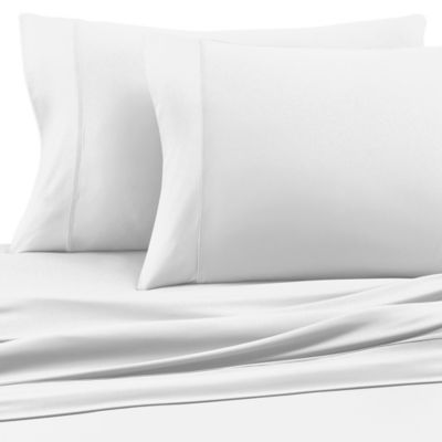 Sheex® Experience Standard Performance Fabric Pillowcases in White (Set of 2)