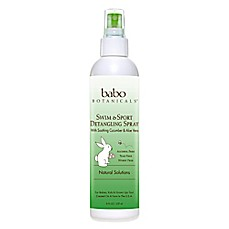 Babo Botanicals® Swim & Sport Detangling Spray in Cucumber & Aloe Vera