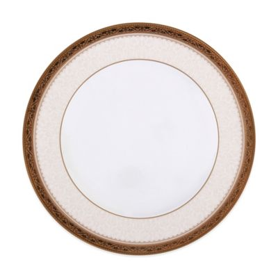 Odessa Gold Salad Plate
