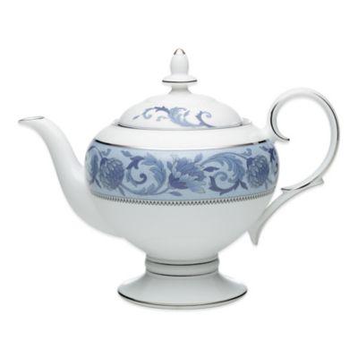 Noritake® Sonnet in Blue Teapot