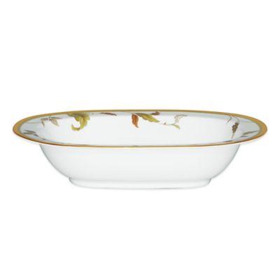 Noritake® Islay Platinum Oval Vegetable Bowl