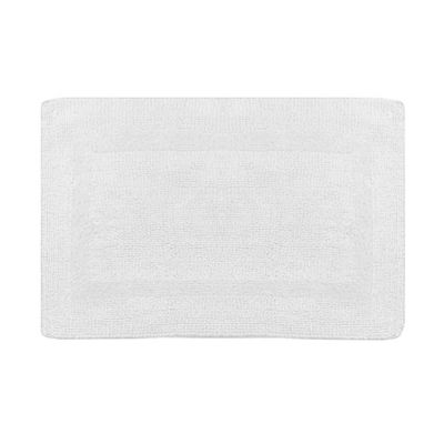 Wamsutta® Reversible 30-Inch x 48-Inch Bath Rug in White