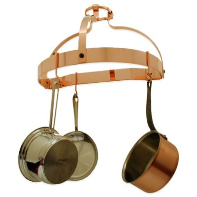 Enclume® Wall Crown Rack in Copper