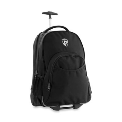 Heys® Atmosphere™ Rolling Backpack in Black