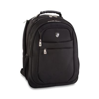 Heys® Quantum Laptop Backpack in Black