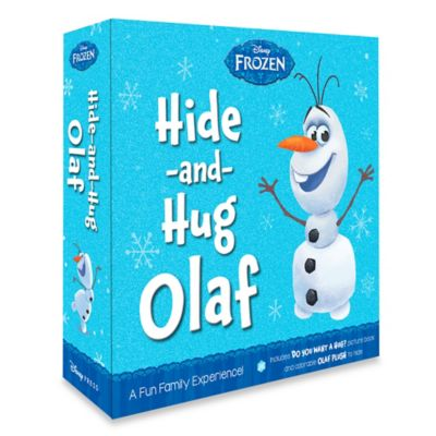 "Disney® ""Frozen Hide-and-Hug Olaf"" by Kevin Lewis"