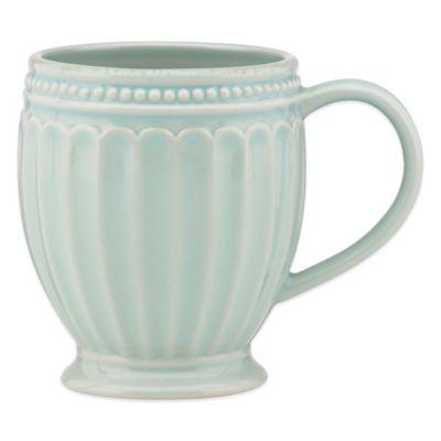 Blue Groove Mug