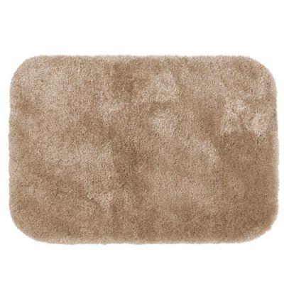 Wamsutta® Duet 20-Inch x 34-Inch Bath Rug in Sand