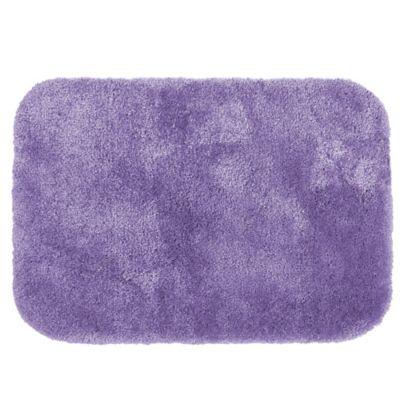 Buy light purple bath rug from bed bath beyond for Light purple carpet