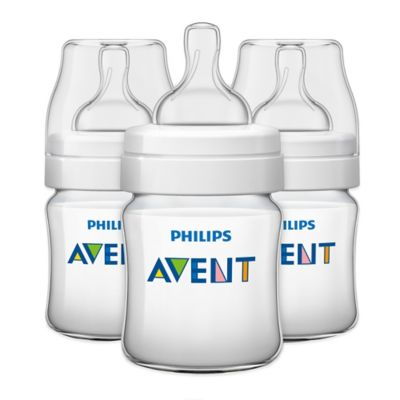 Avent 4-ounce Classic Bottle