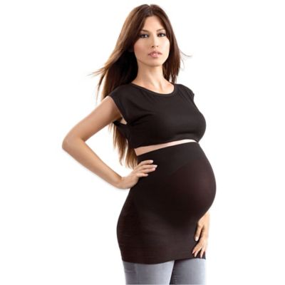 BLANQI® Size Small/Medium Maternity Support BellyBand in Black