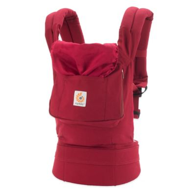 Red Baby Carriers