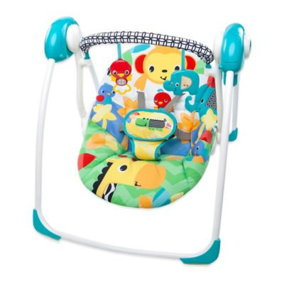 Bright Starts™ Safari Smiles™ Portable Swing