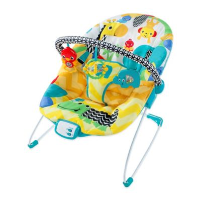 Activity > Bright Starts™ Safari Smiles™ Bouncer