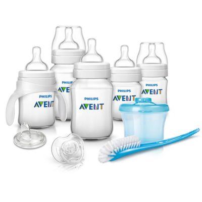 Clear Newborn Starter Set