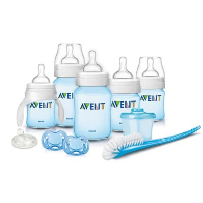 AVENT Classic+ Newborn Starter Set in Blue