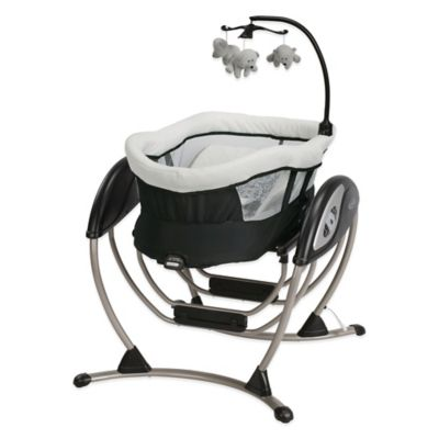 Swings > Graco® DreamGlider™ Gliding Seat & Sleeper in Sutton