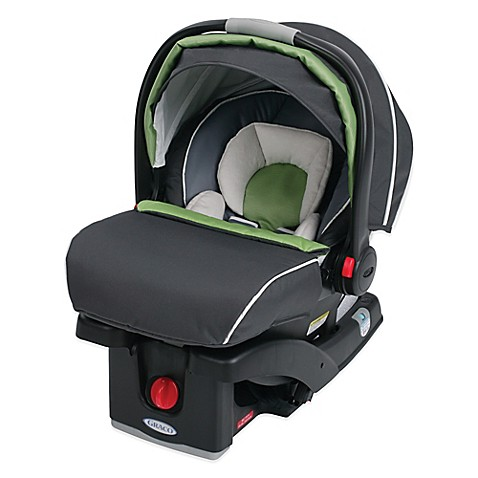 graco snugride click connect 35 infant car seat in piazza bed bath beyond. Black Bedroom Furniture Sets. Home Design Ideas
