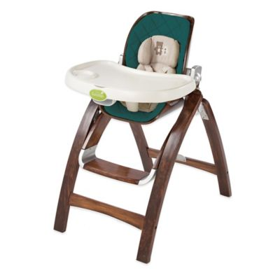 Summer Infant® Bentwood High Chair in Totally Teal