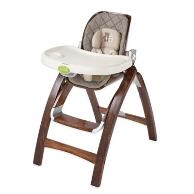Summer Infant® Bentwood High Chair in Goose Down Grey