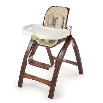 Summer Infant® Bentwood High Chair in Beach Sand Beige