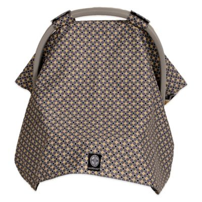 Balboa Baby® Car Seat Canopy in Multi Diamond