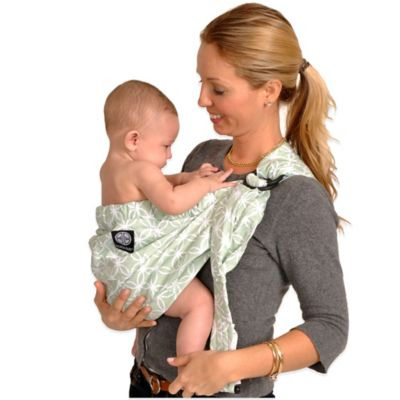 Balboa Baby® Dr. Sears Original Adjustable Baby Sling in Sage Circle