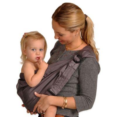 Balboa Baby® Dr. Sears Original Adjustable Baby Sling in Grey