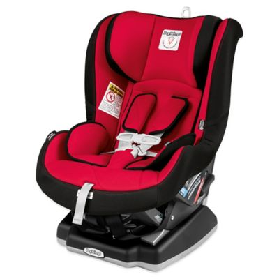 Peg Perego Primo Viaggio SIP Convertible Car Seat in Rouge