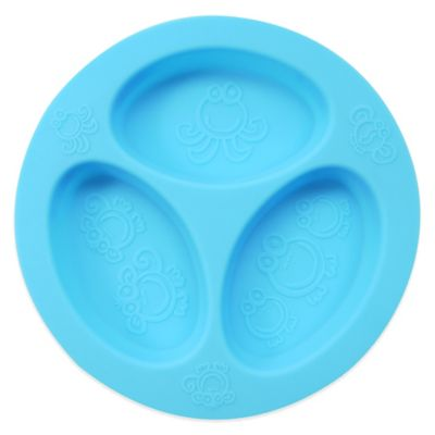 BPA-free Divided Plate