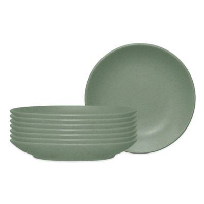 Noritake® Colorwave 8-Piece Prep Dishes Set in Green