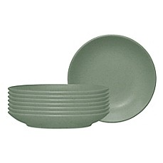 Noritake® Colorwave Side/Prep Dishes in Green (Set of 8)