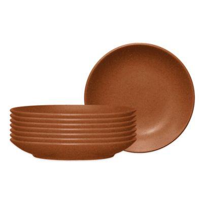 Noritake® Colorwave Side/Prep Dishes in Terra Cotta (Set of 8)