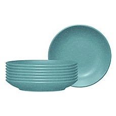 Noritake® Colorwave Side/Prep Dishes in Turquoise (Set of 8)
