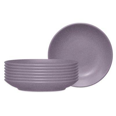Noritake® Colorwave Side/Prep Plates in Plum (Set of 8)
